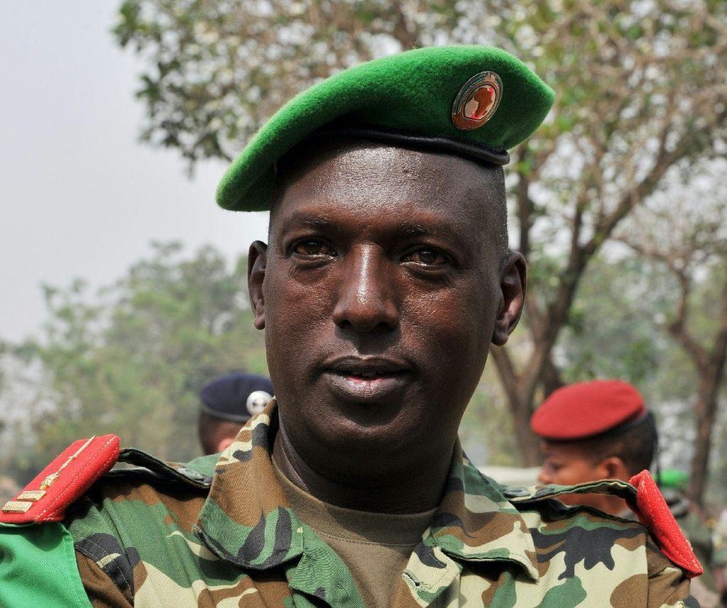Tutsi General Athanase Kararuza