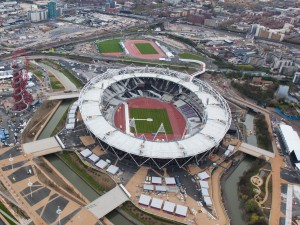 Olympic Stadium,London