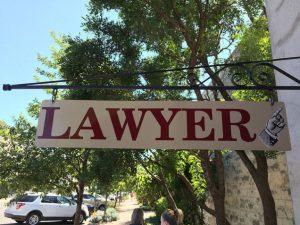Robotic Lawyer