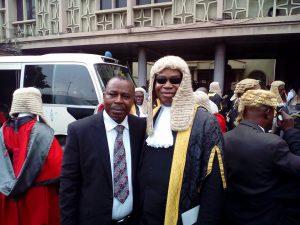 Emeka Ngige SAN and Olusegun Fabunmi