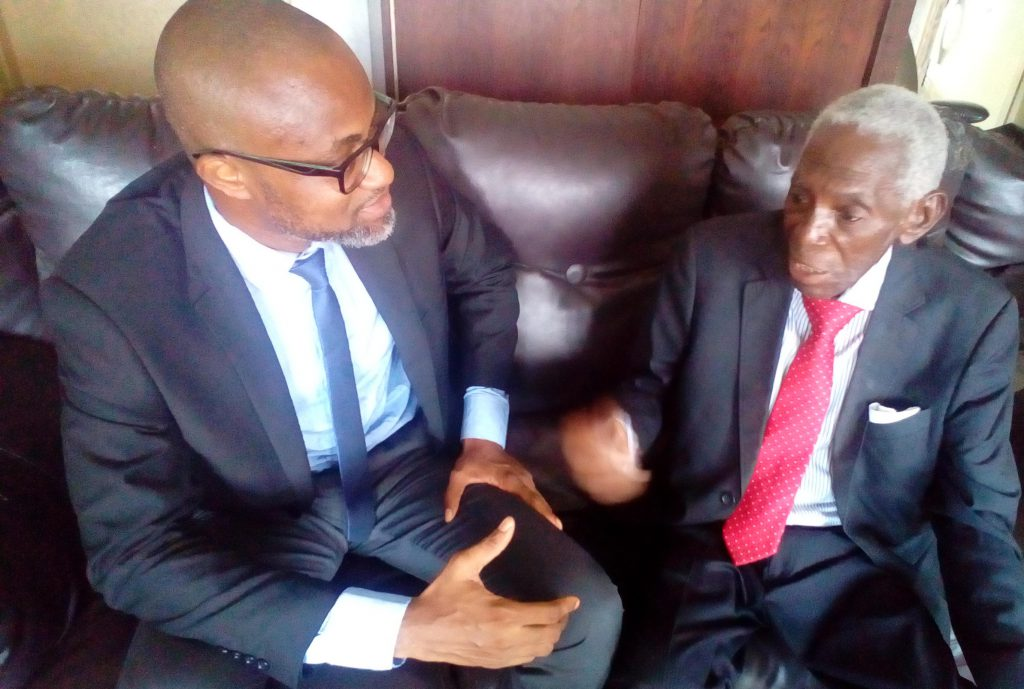 Anthony Atata,Publisher,Courtroom mail with Tunji Gomez