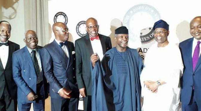 Photos: Senior Advocates' dinner-Lawyers will love picture No. 5 and laugh at Keyamo in No 13