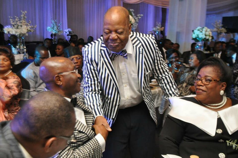 (Pictures)Former NBA Lagos Chair who fought to keep the Lagos Law School Campus Laid to rest