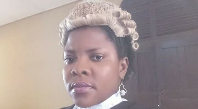 Nigerian Police torture a female Lawyer in her line of duty-NBA Chair denies complicity