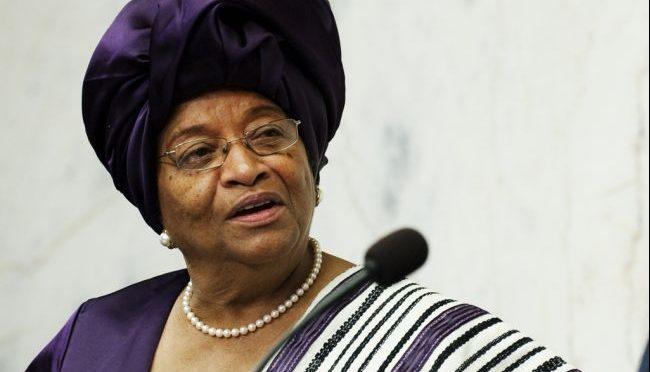 Ellen Johnson Sirleaf: Liberia's president expelled from her party