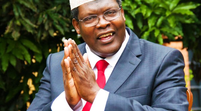 Law society of Kenya releases a statement on the deported lawyer-Dr Miguna Miguna