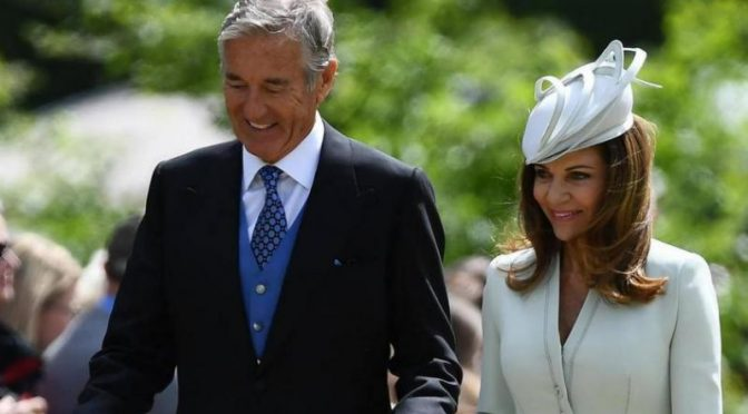 Pippa Middleton's Father-in-law Investigated Over Alleged Rape of Minor