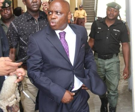 Joseph Nwobike sentenced to 12 months in Prison