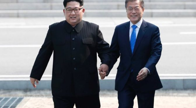 Live and unfiltered: Kim Jong Un captivates South Koreans