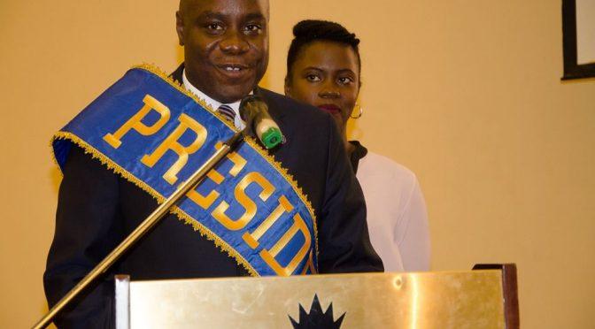 Simon Peter Kinobe becomes the President of Law Society of Uganda