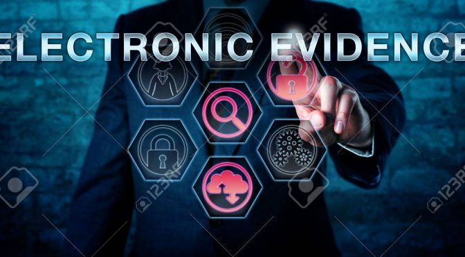 Law enforcers struggle with electronic evidence challenges
