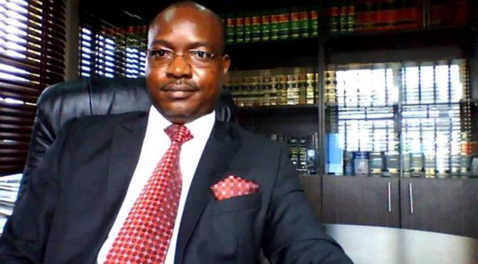 My Response To Olumuyiwa Olowokure Esq's Preliminary Report on NBA Election.  Victor Abasiakan Ekim