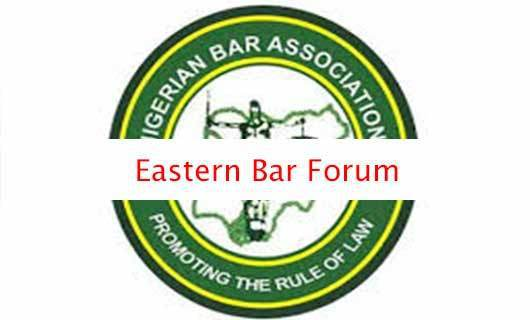 Eastern Bar Forum quarterly meeting to hold on 13/4/2019