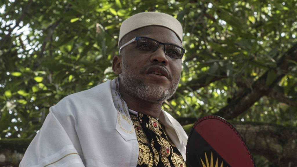 Nnamdi Kanu's trial adjourned to October 21