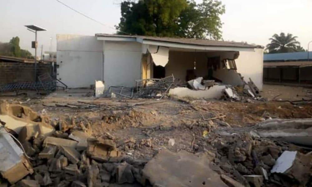 Kwara State Government Denies Demolishing Saraki's 'Ancestral' property