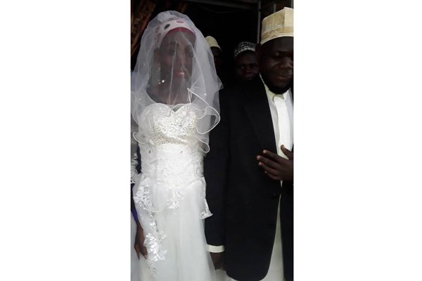 Imam who wedded fellow man is arrested and charged