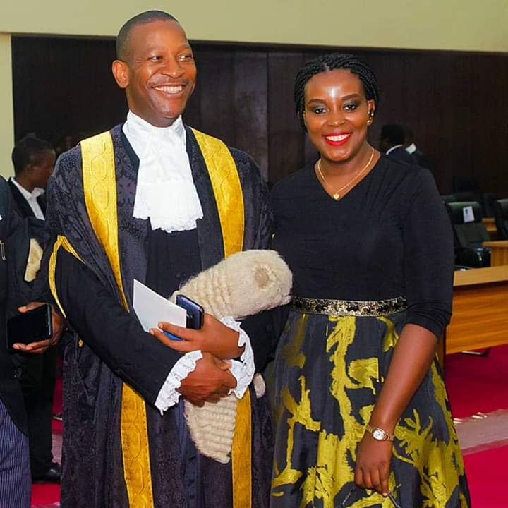 Dr Ajibade, a Great Hope for the Legal Profession- Awele Ideal