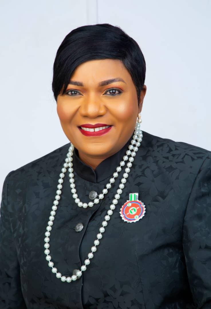 Mrs. Joyce Oduah, FICMC  compliments the Maiduguri and Biu NBA branches on their Law Week