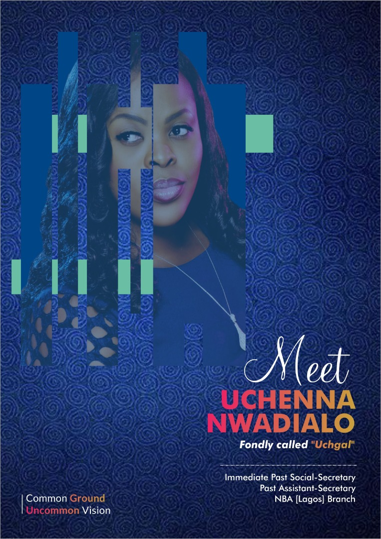 Meet UCHENNA NWADIALO: the one with an Uncommon Vision