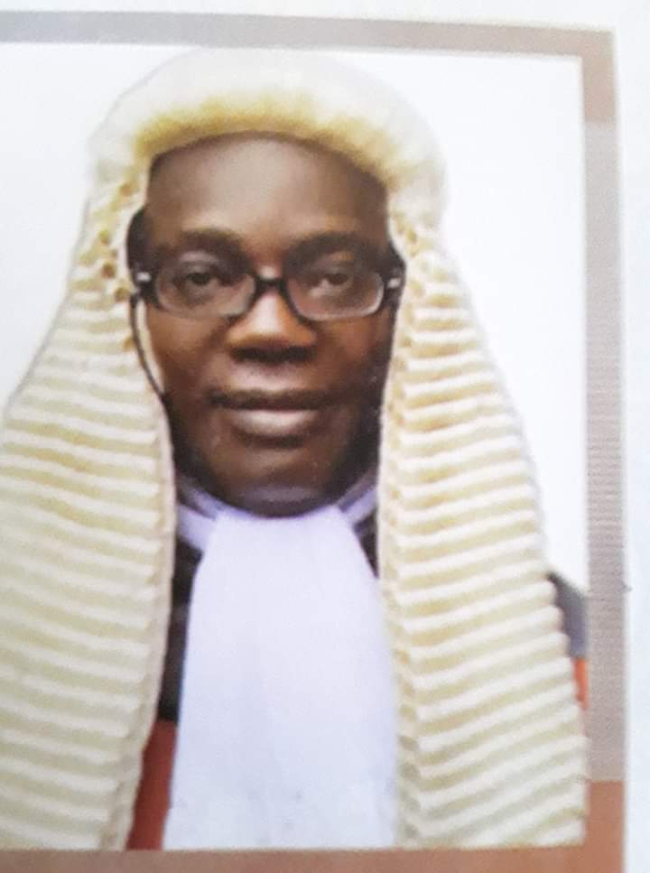 Joyce Oduah, FICMC eulogises Justice Ukanna as he retires, calls him a fearless man of justice
