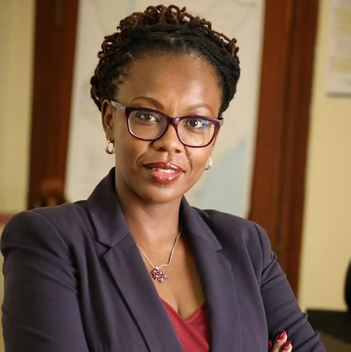 Maria Mbeneka congratulates  Havi Nelson- Releases concession speech