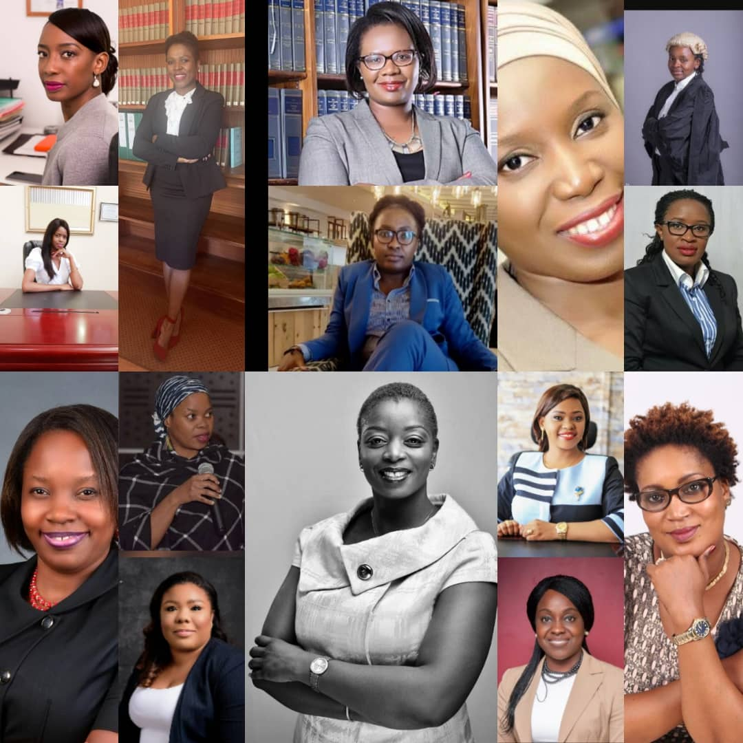 Courtroom Mail's 30 most influential female Law Firm founders in Africa 2020