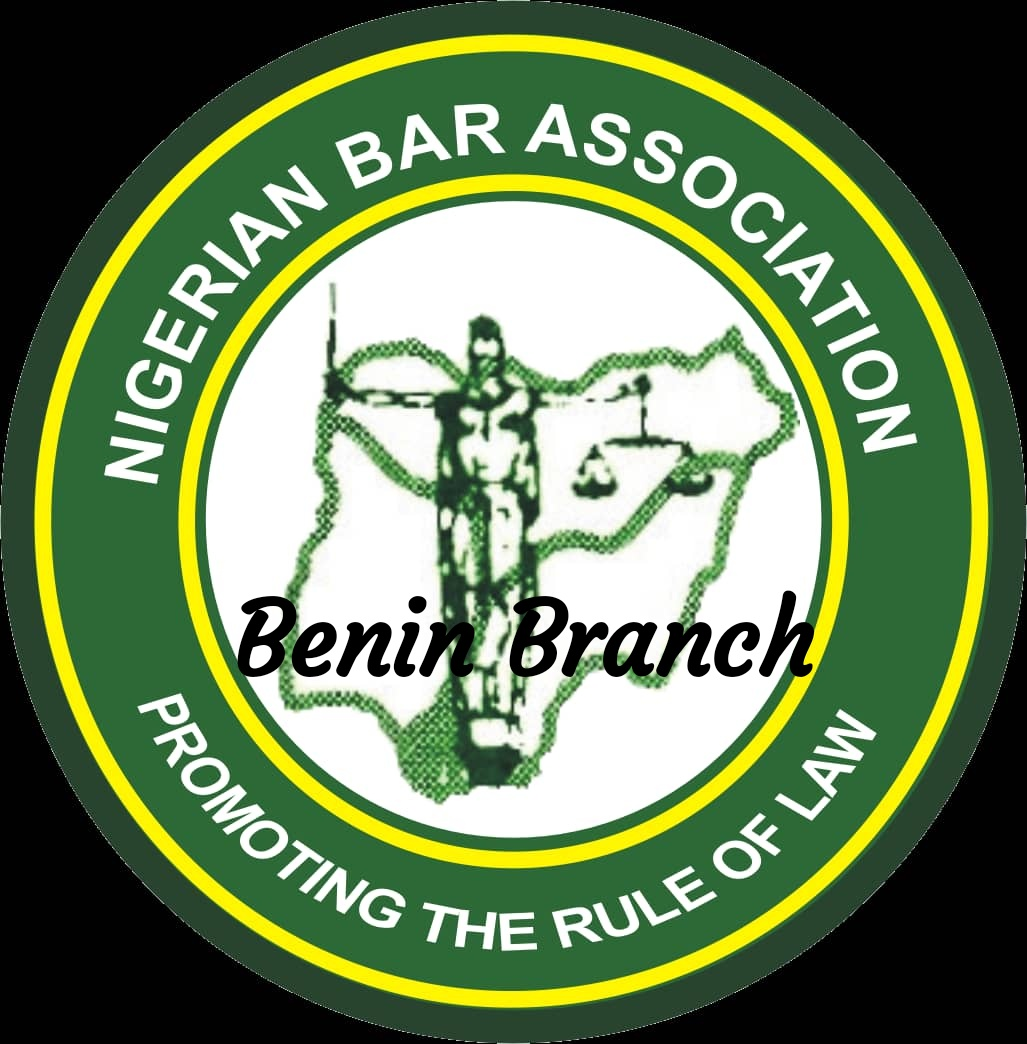 NBA Benin Branch to visit the Governor of Edo state in solidarity with JUSUN
