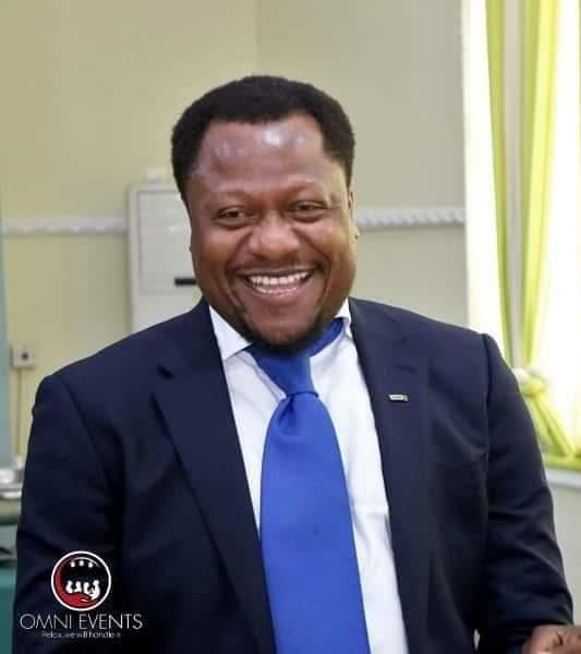 Birthday Tribute to the Chairman of the Nigerian Bar Association, Benin Branch (the Lion Bar )-Prince Collins Benson Ogiegbaen AICMC