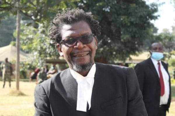 The new Attorney General of Malawi is trending on social media for challenging stereotypes