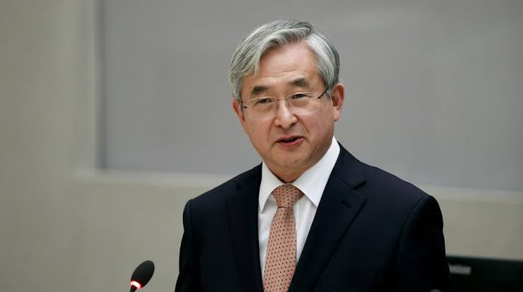 ASP President O-Gon Kwon rejects measures taken against ICC