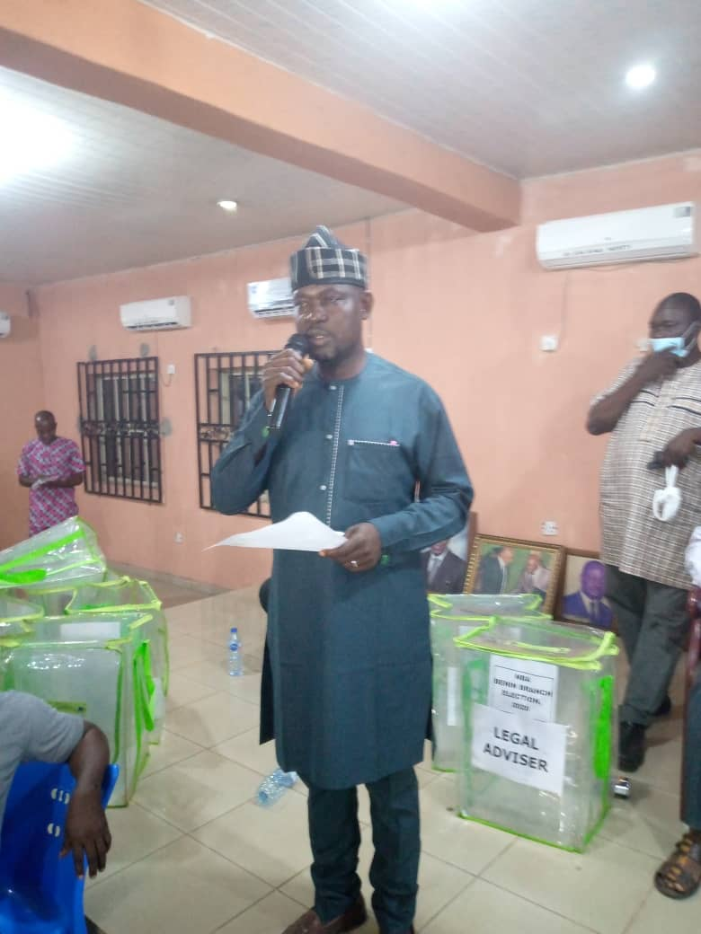 NBA Benin Branch chairman denies endorsing any candidate for Edo state gubernatorial election