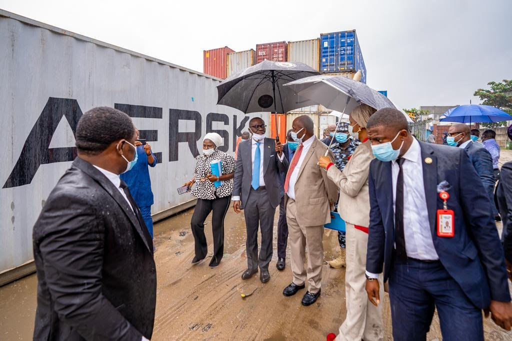 FG and Lagos State Government direct cessation of barge operations at the Marina