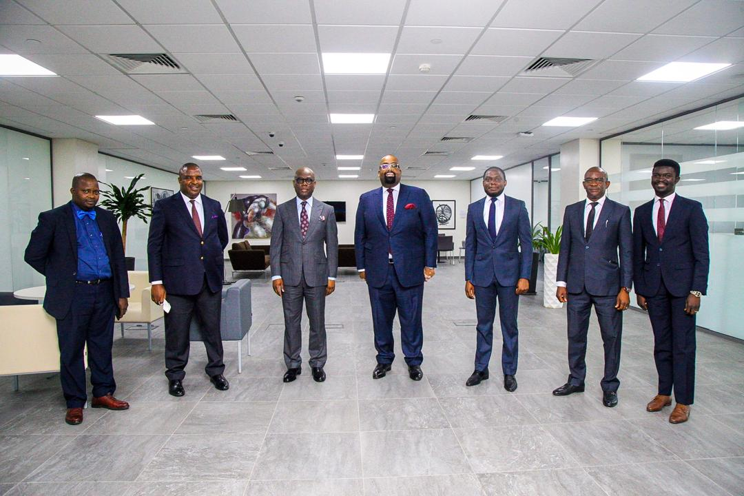 NBA President Meets With CEOs Of Leadway And Access Bank, Discusses Improvement In Welfare And Service Delivery For Lawyers