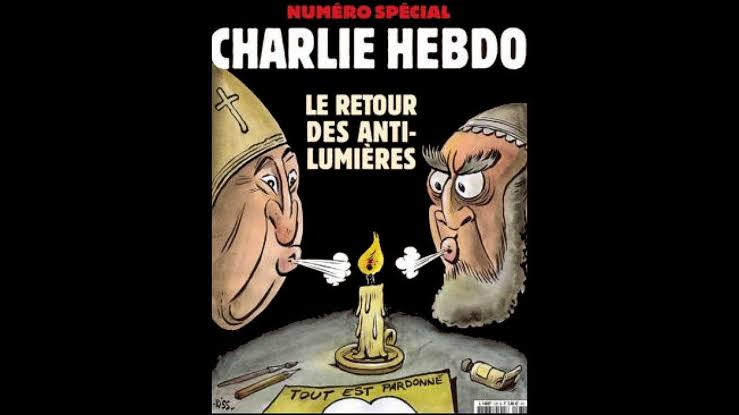 Charlie Hebdo trial: French court convicts 14