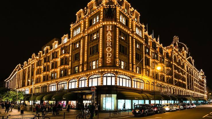 Couple who switched £67k gold watch at Harrods with a replica jailed