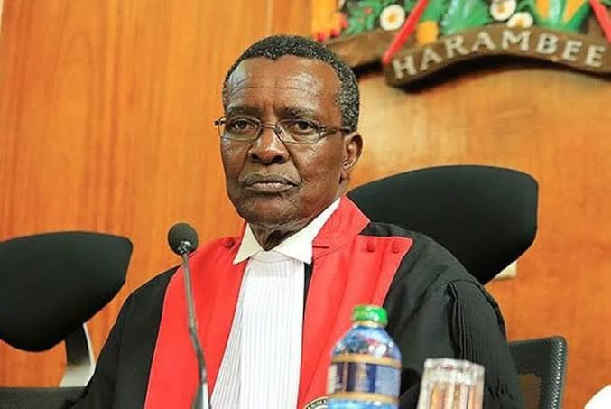 Justice David Maraga who annulled Kenya's presidential election retires