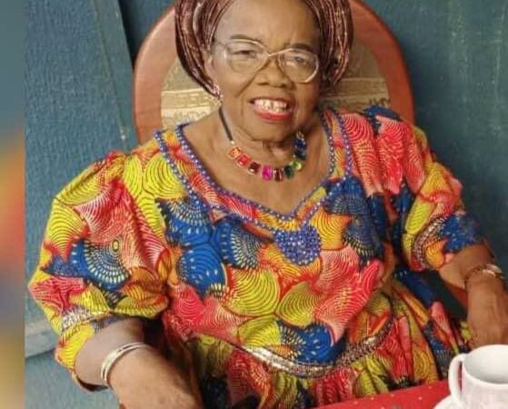 Grace Ekong, mother of Mfon Usoro passes on