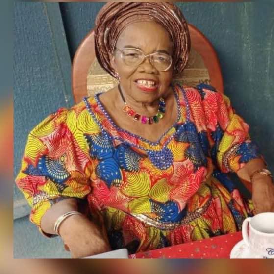 Grace Ekong, mother of Mfon Usoro passes on