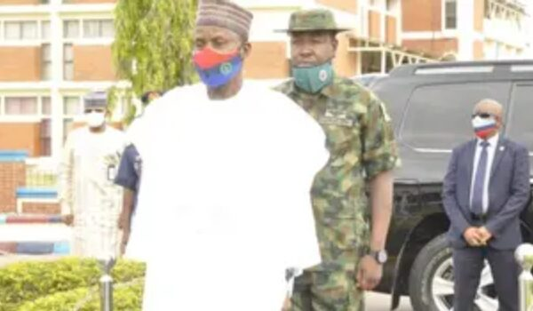 Defence Minister Asks Nigerians To Stand Up To Bandits And Gunmen