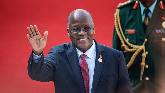 Breaking News: President of Tanzania John Magufuli is dead
