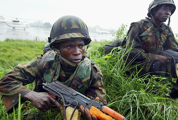 Soldiers have right to demand for better weapons – Nigerian Army