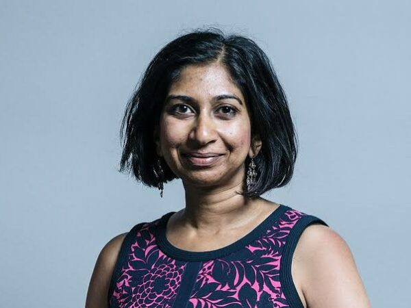 Landmark moment': UK  Attorney general goes on maternity leave