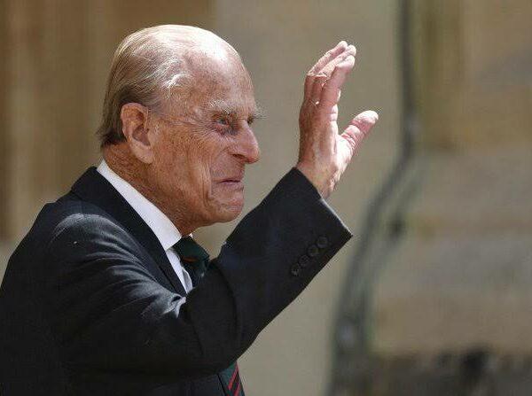 Breaking-Prince Philip the Duke of Edinburgh is dead