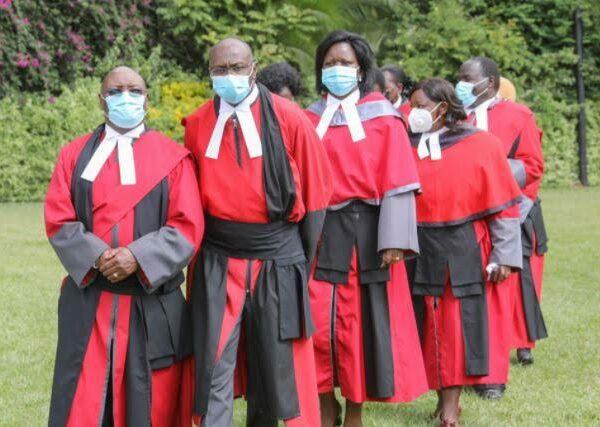 Uhuru appoints 34 Judges,rejects 6
