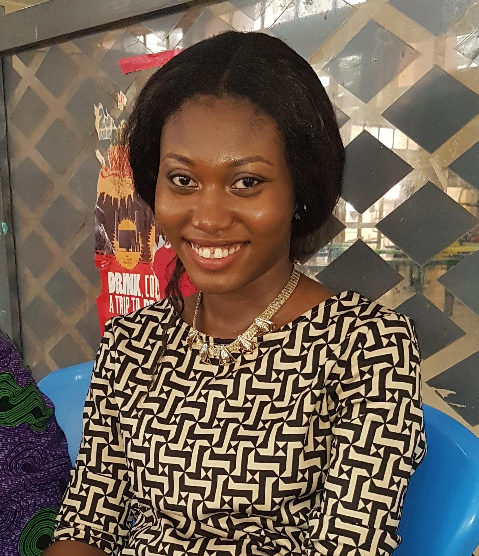 Naomi Ekop